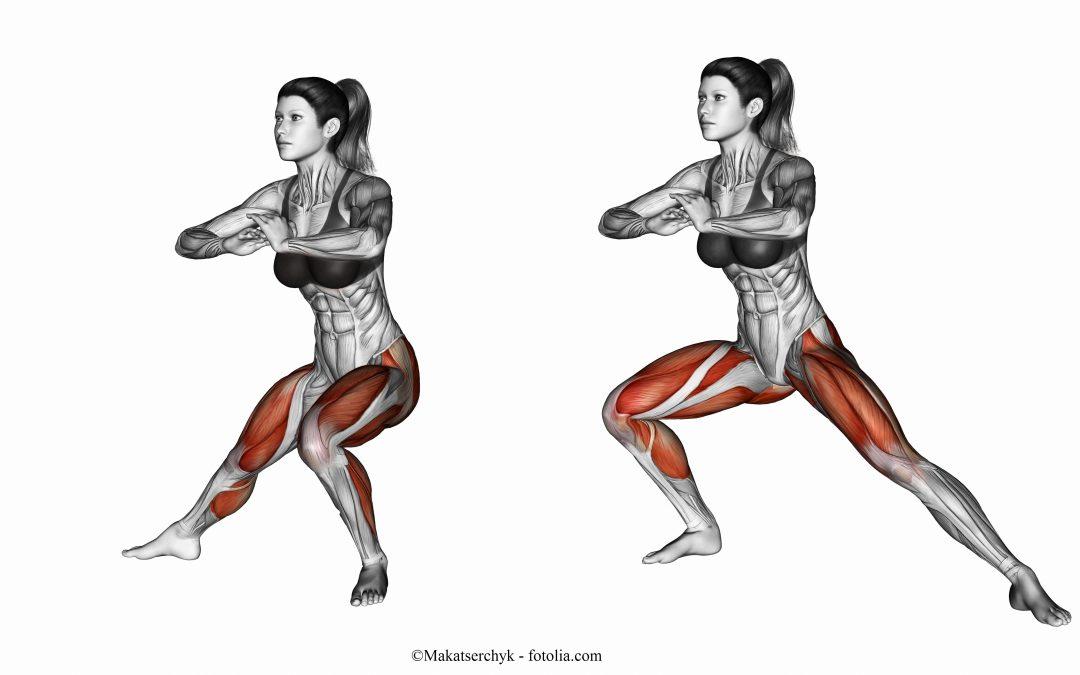 Quadricipite, Gastrocnemio e altri Muscoli di Coscia e Gamba