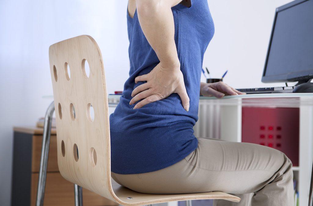 Corretta postura davanti al pc