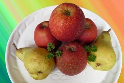 Frutta,mele,pere