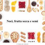 semi,frutta secca,noci