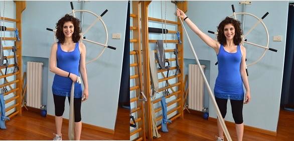 abduzione,diagonale,spalla