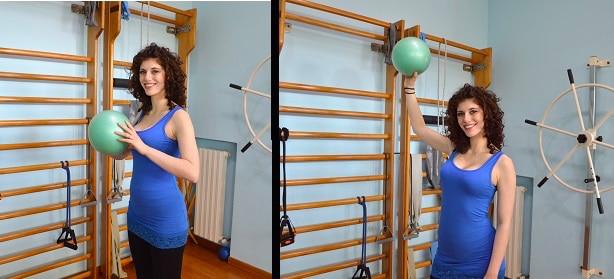 lanci,riabilitazione,spalla