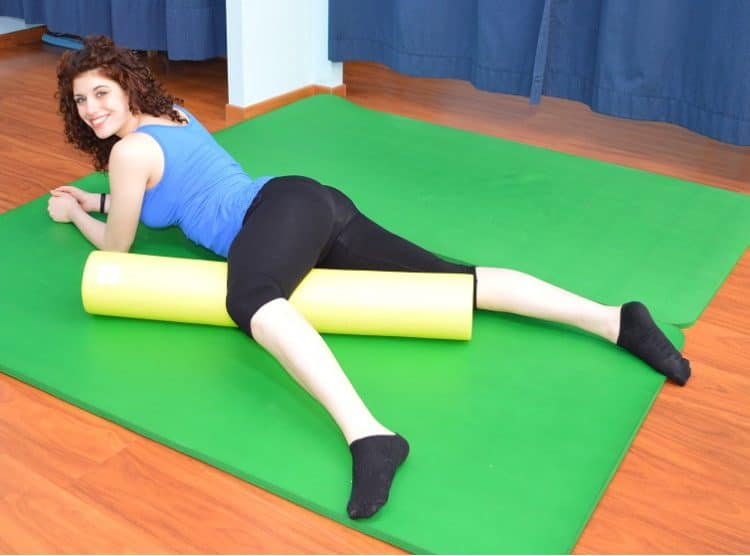 Foam Roller A Cosa Serve Massaggio Benefici Muscoli