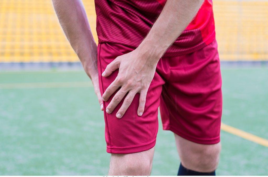 Dolore alla coscia e all'inguine – anteriore o posteriore