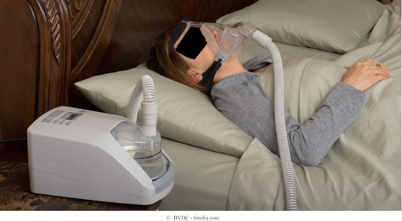 CPAP, maschera, apnea notturna