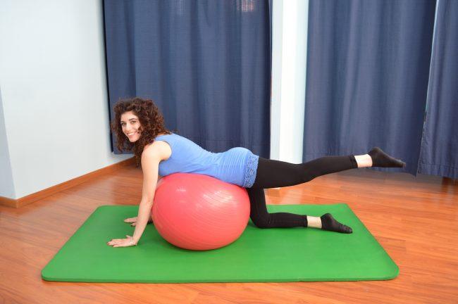 esercizio, instabilità spalla