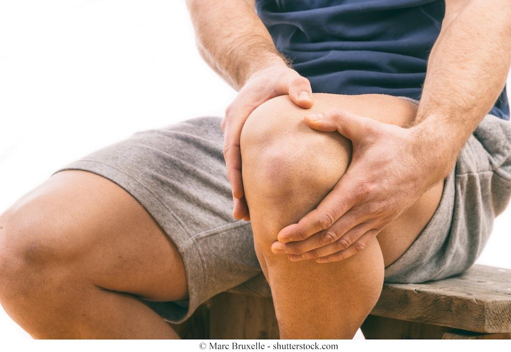 Dolore davanti al ginocchio