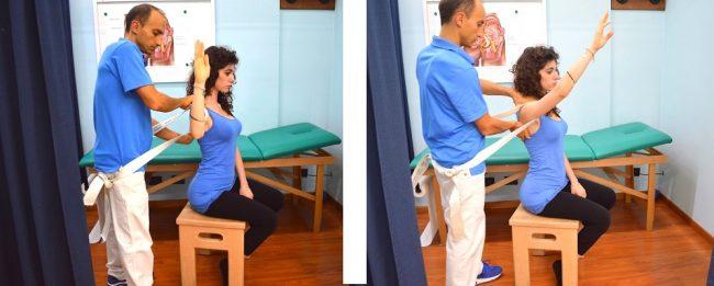 manipolazione instabilita spalla, mulligan