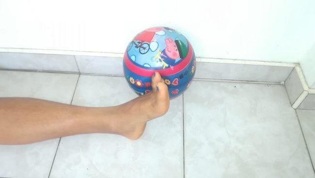 rafforzamento muscoli caviglia