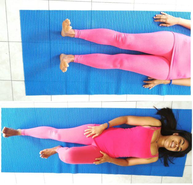 esercizio inibizione ileopsoas