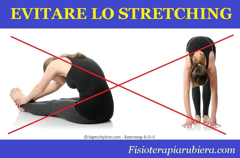 no-stretching