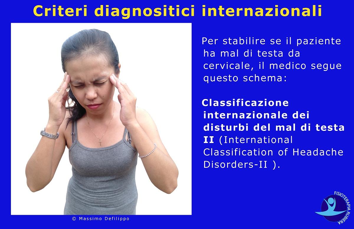 Criteri-diagnositici-internazionali mal di tetsa cervicogenico