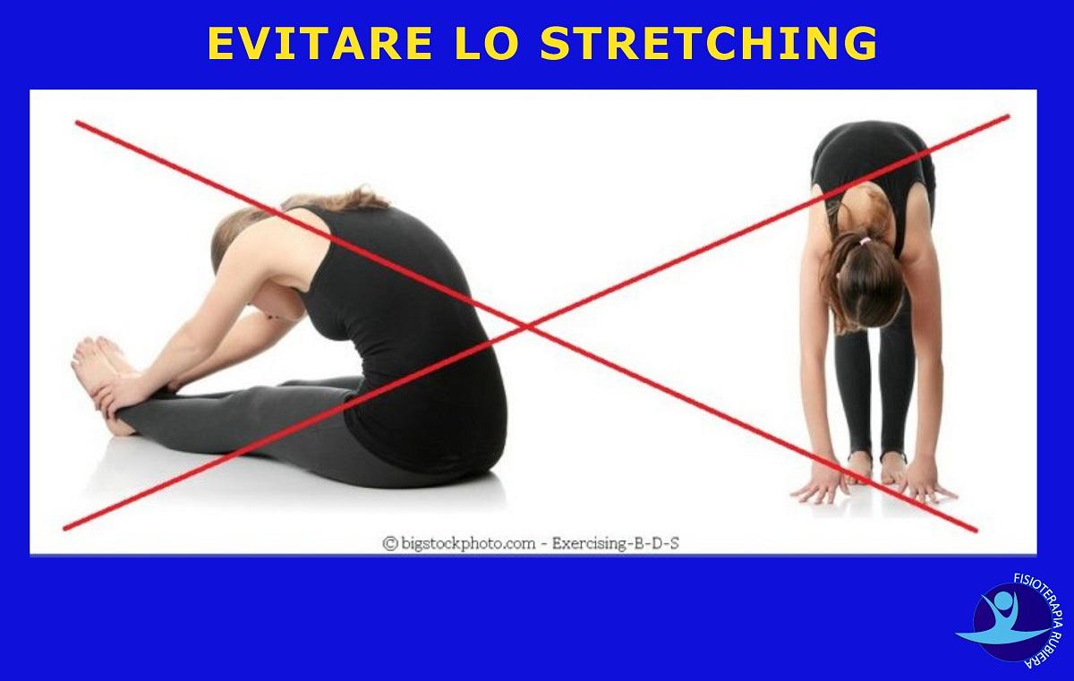 EVITARE-LO-STRETCHING