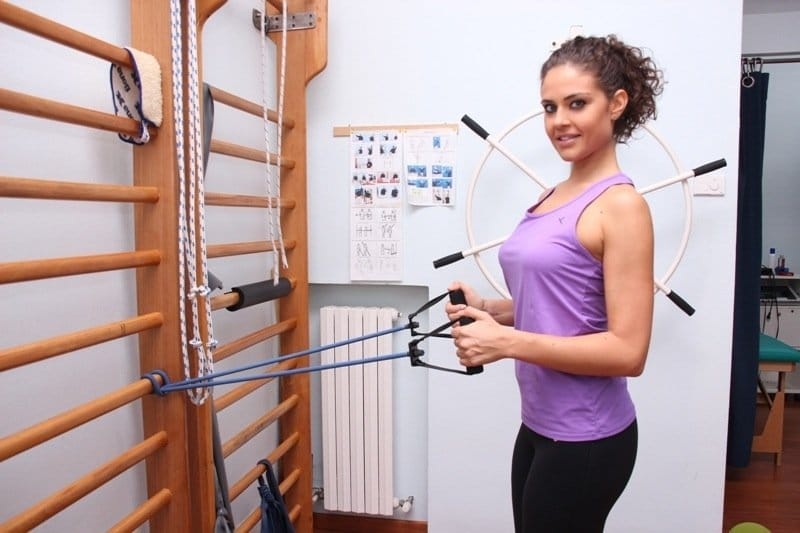 pulley,rinforzo,schiena,spalla,romboidi,scapola,elastici