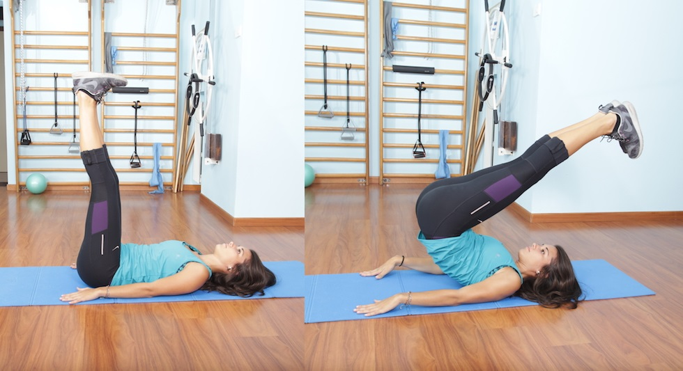 Roll-over-pilates