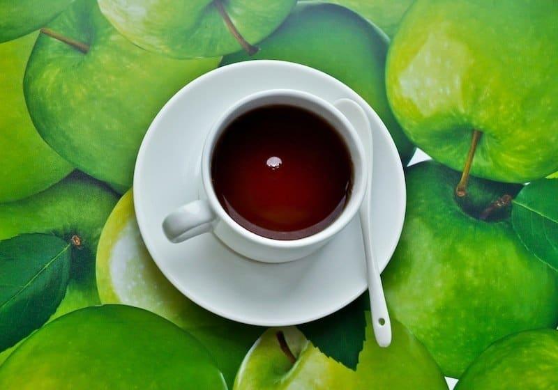 tè nero,magnesio,alimenti