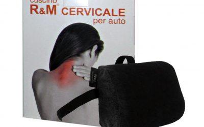 Cuscino Cervicale R&M® per il Sedile dell'Auto