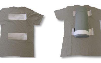 Maglietta Morfeo per Evitare di Russare di Notte
